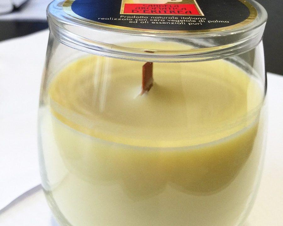 Bougie Aromatique 400g - Carta Aromatica d'Eritrea®