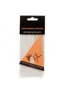 Parfum pour Voiture - Carta Aromatica d'Eritrea®