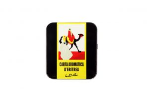 Carta-Aromatica-d'Eritrea-Aromatic Paper-in-Metal-Box-