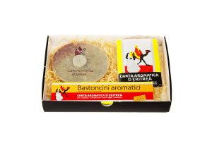 Confezione Regalo-Carta Aromatica d'Eritrea®
