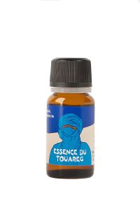 Essence Aromatique d'Erythrée Bleue Pure 10ml - Carta Aromatica d'Eritrea® Blu - Essence du Touareg