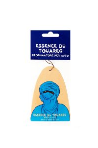 Parfum pour Voiture - Essence Aromatique d'Erythrée Bleue - Carta Aromatica d'Eritrea® Blu - Essence du Touareg