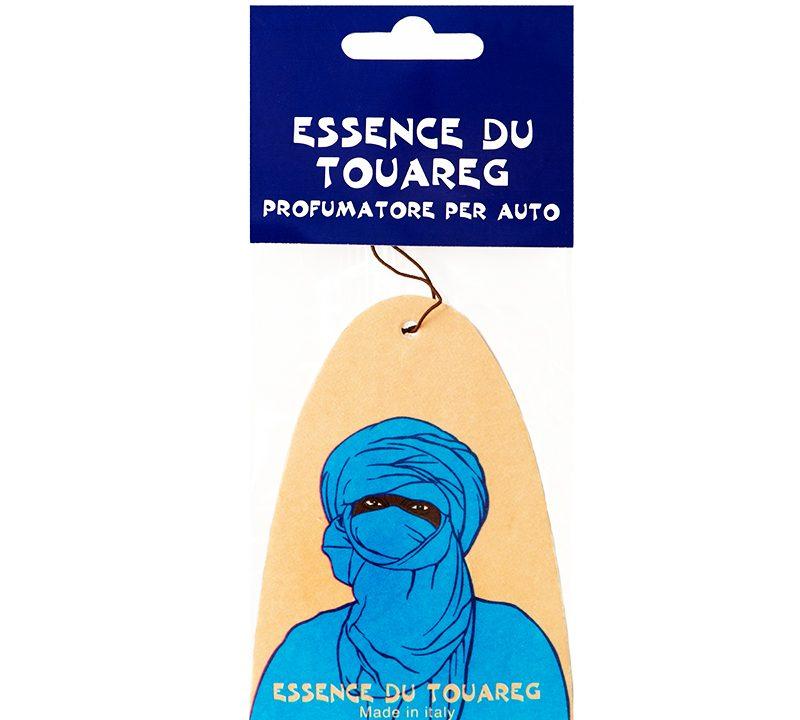 Lufterfrischer fürs Auto - Blauer Aromatischer Essenz von Eritrea - Carta Aromatica d'Eritrea® Blu - Essence du Touareg
