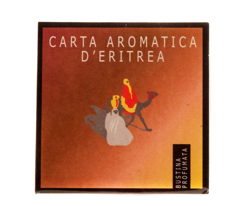 Sachets Parfumés - Carta Aromatica d'Eritrea®