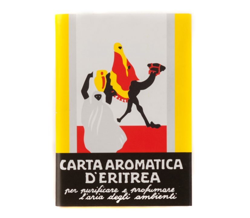 Carta-Aromatica-d'Eritrea-Aromatic-Paper-24-stripes-booklet