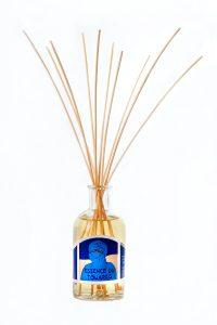Diffusore a Bastoncini all'Essenza Aromatica d'Eritrea Blu 100ml – Carta Aromatica d'Eritrea® Blu - Essence du Touareg